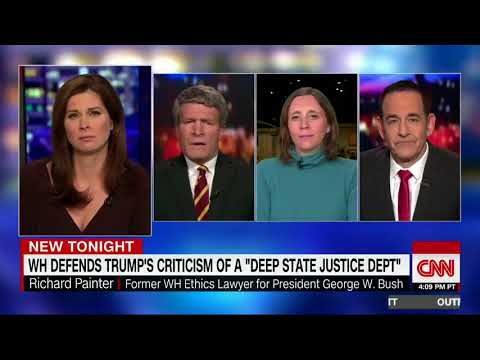 Richard Painter Says He Won't Support Any Congressmember Who Supports Trump