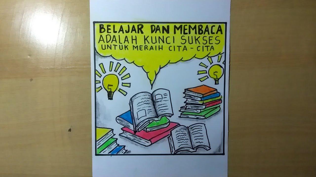 Poster Kartun Pencegahan Covid 19 Yang Mudah Digambar ...