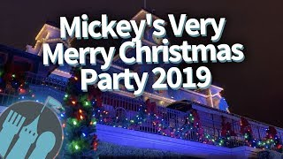 Disney Mickeys Very Merry Christmas Party 2021 We Were At The Very First Mickey S Very Merry Christmas Party In 2019 And We Ve Got All The Details Youtube