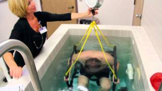 Hydrostatic Body Fat Testing (Real Footage + Results)