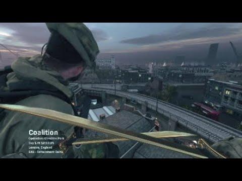 Call Of Duty Modern Warfare Became A Samurai Since The Butterfly Knife Still Isn T Here Youtube