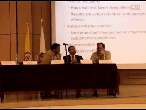 4th International Colloquium 'Applied economics and finance'