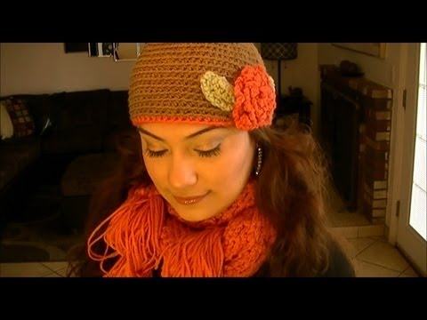 How To Crochet Beanie Hat Step By Step