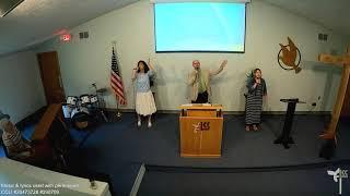 July 5th, 2020: Sunday Morning Service