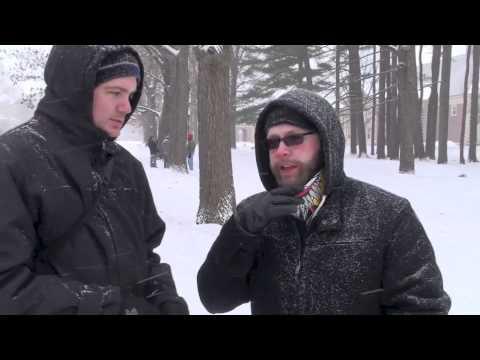 Saratoga Springs Frozen Classic Pond Hockey