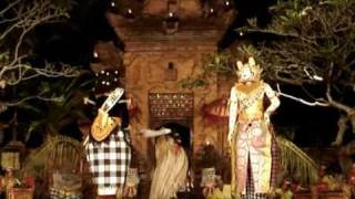 Barong Landung (Giants Dance)