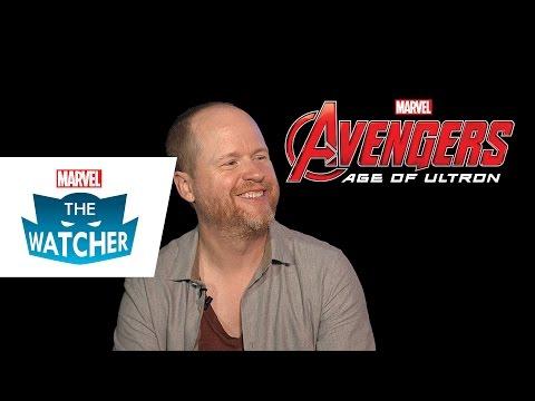 "Joss Whedon Talks ""Marvel's Avengers: Age of Ultron"" - The Watcher 2014 Ep 38"