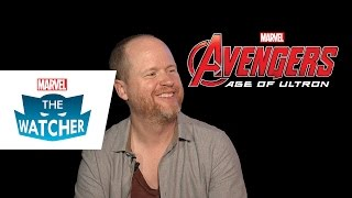 "Joss Whedon Talks ""Marvel's Avengers: Age Of Ultron"" - The Watcher 2014 Ep 38"
