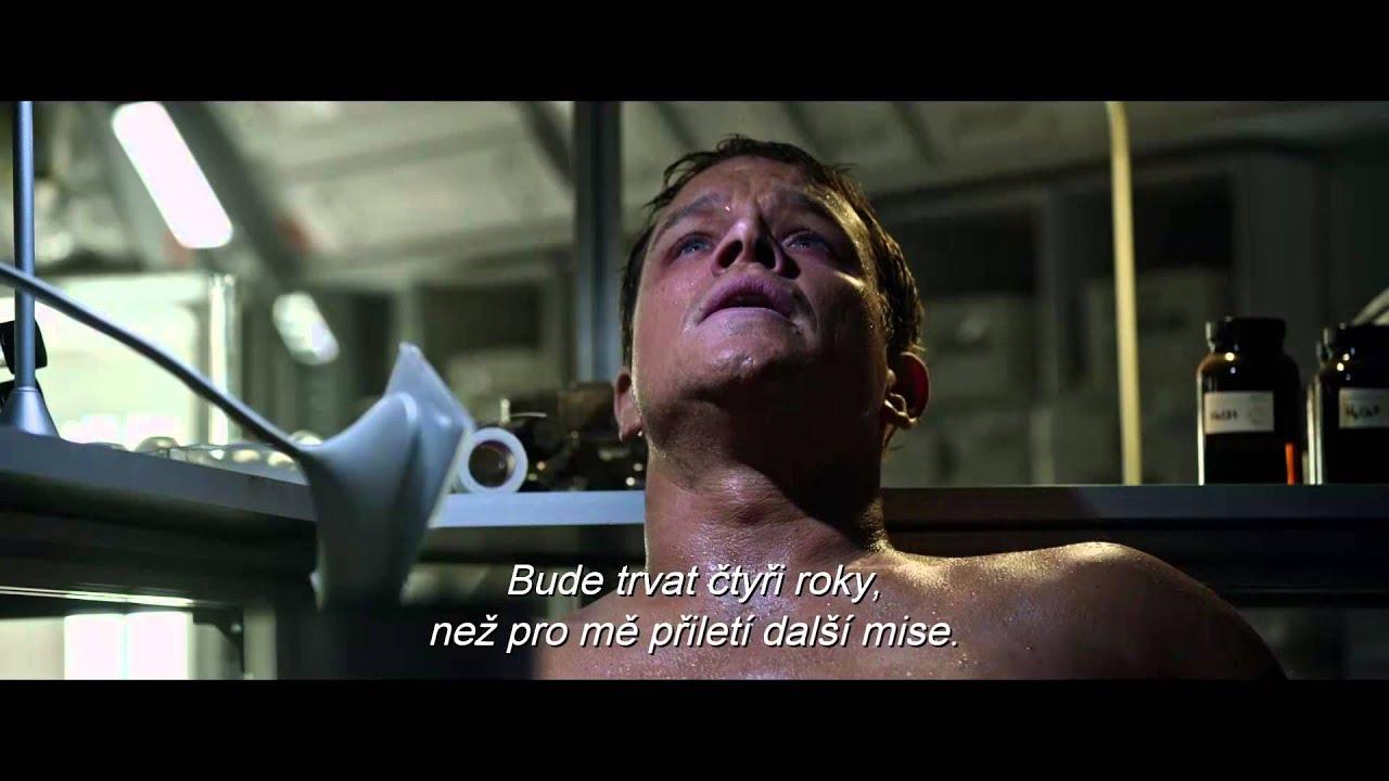 Download Marťan (The Martian) - oficiální český HD trailer 2