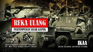 Video Reka Ulang Pertempuran Sasak Kapuk 29-11-1945 download MP3, 3GP, MP4, WEBM, AVI, FLV Agustus 2018