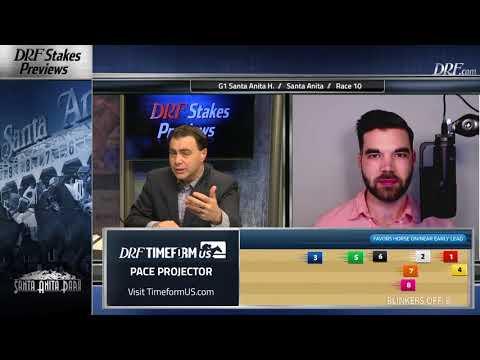 Santa Anita Handicap 2018 Preview