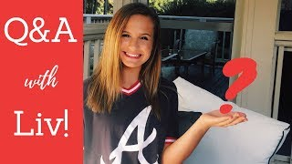 I can't believe how many of you asked me questions for my first Q&A...