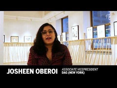 Josheen Oberoi on DAG's focus in Indian Modern Art