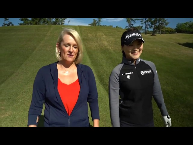 Walk and Talk with So Yeon Ryu at the 2019 TOTO Japan Classic