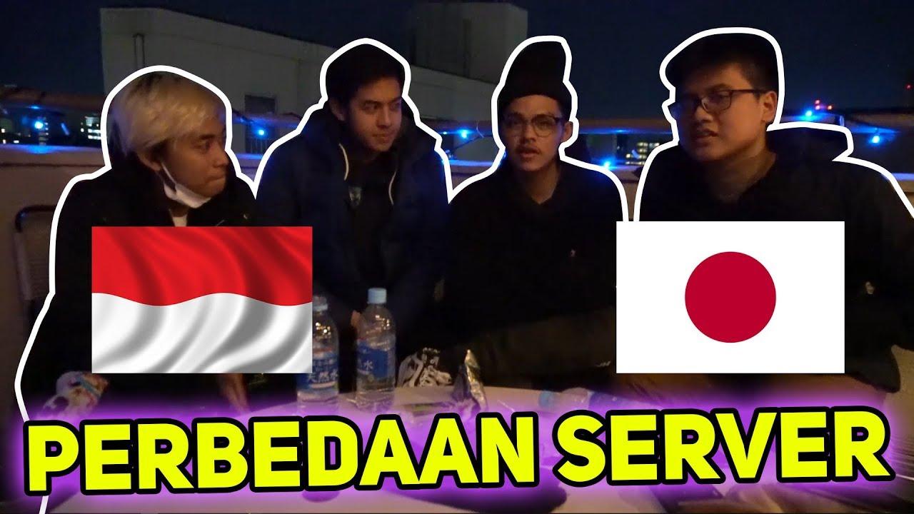 PERBEDAAN JEPANG DAN INDONESIA - FT.JEROMETRAMPOLIN