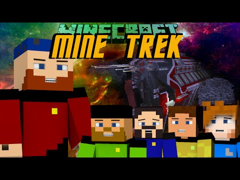 Minecraft | MINE TREK: ATLAS | #10 CANDY PLANET SNIPER