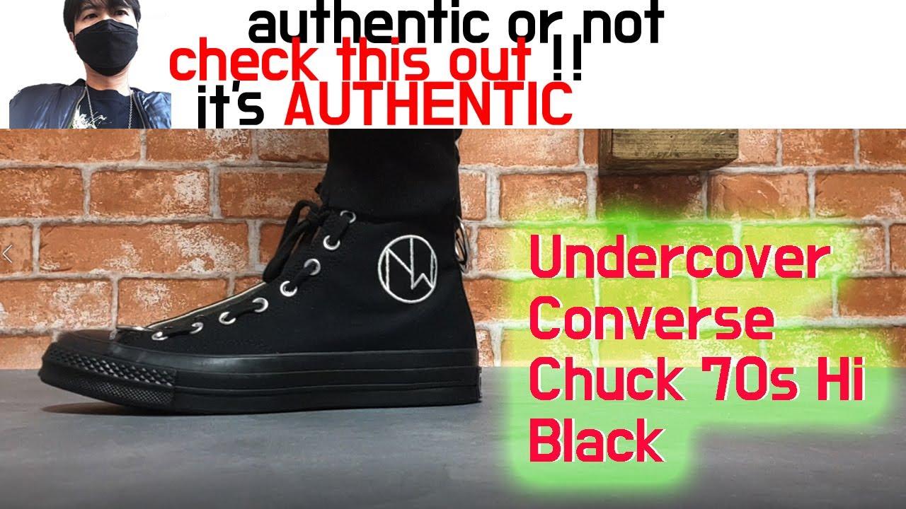 undercover new warriors converse