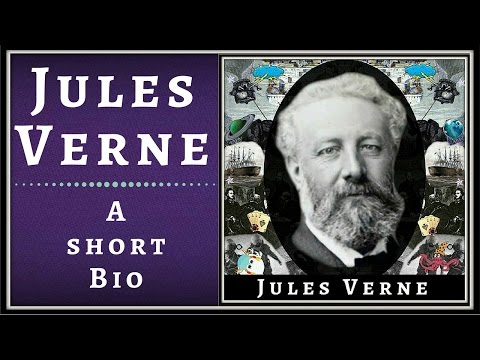 Jules Verne   A Very Short Biography