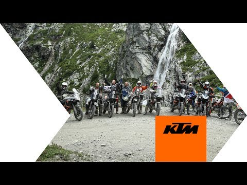 Discover the true meaning of the first annual Europe KTM ADVENTURE RALLY   KTM
