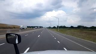 BigRigTravels LIVE! Vickery, Ohio to Erie, Pennsylvania Interstate 90 East-July 16, 2018 thumbnail