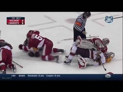 Top 10 University Of Minnesota Golden Gophers Men's Hockey Moments