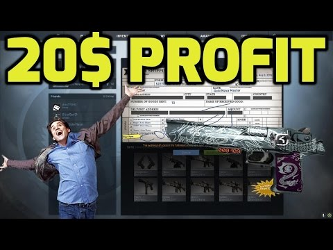 First Classified Statrak & Huge Profit ? - Best trade Up contracts in CS:GO #19