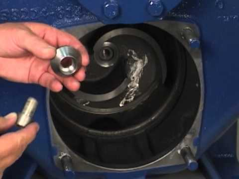 Ultra V Series Pump Maintenance Pt. 8 - Rotating Assembly Installation