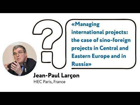 Managing international projects in Central and Eastern Europe and in Russia