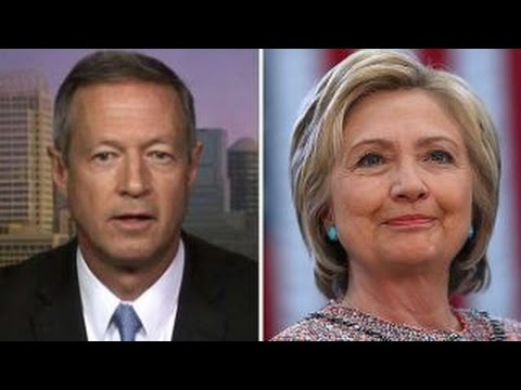 Martin O'Malley on how Clinton would fix the 'rigged system'