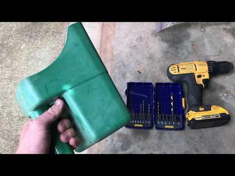 DIY diving metal-detecting sifter [Redneck Rig It Ep.1]