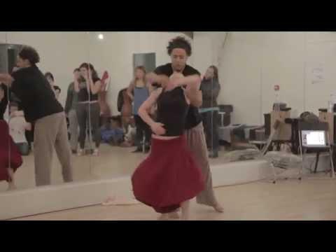 Demo Xandy & Evelyn in Paris 2014 - Workshop 1