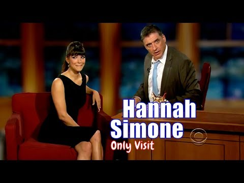 Hannah Simone  Comes From A Strange & Nomadic Family   Only Appearance