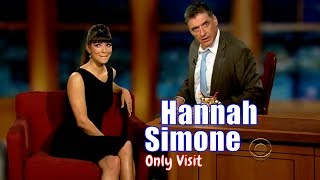 Hannah Simone - Comes From A Strange & Nomadic Family  - Only Appearance