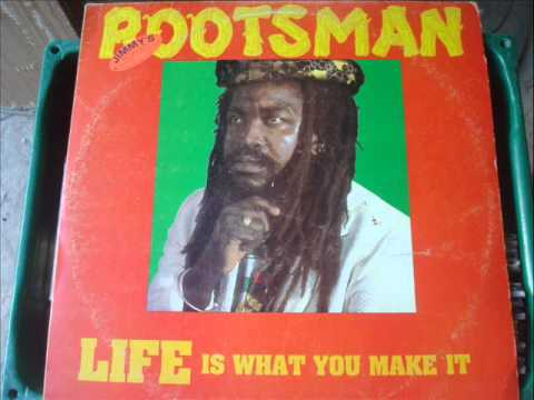 Rootsman   We Rocking All Night Tonight