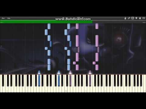 DAgames FNAF Left Behind official+piano