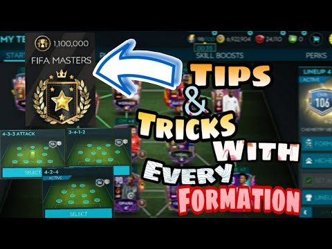 HOW TO DEFEAT HIGH OVERALL OPPONENTS IN H2H !! TIPS AND TRICKS TO REACH MASTER IN FIFA MOBILE 20 !!