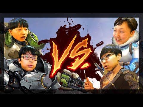 너프전쟁 : PC방 [Nerf War : PC room] (Feat. 오버워�