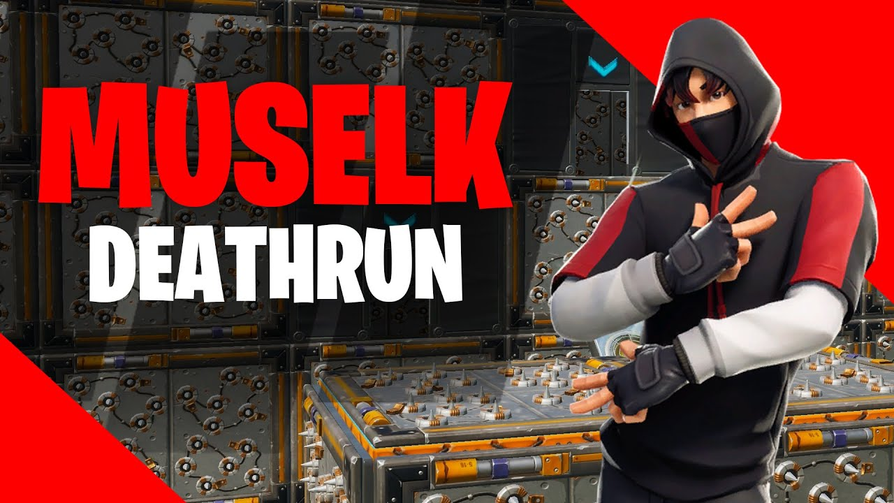 Death Run Codes 2020 Halloween IMPOSSIBLE MUSELK DEATHRUN   Fortnite Creative Map Codes