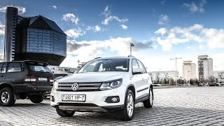 Volkswagen Tiguan 2.0tdi Clja, 6at (2014my)