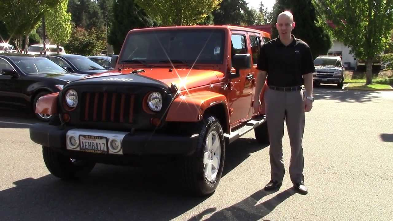 2013 Jeep Wrangler Unlimited >> Why the 2011 Jeep Wrangler Unlimited Sahara has such amazing resale value - YouTube