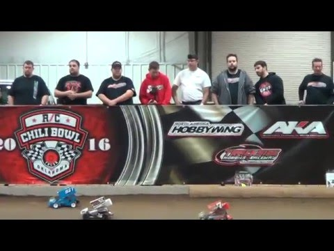 2016 Rc Chili Bowl Sprint car A main