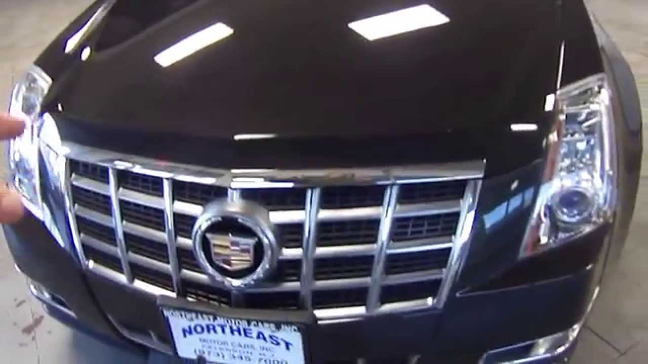 9071 2012 Caddilac Cts4 3 6 Grey Navi Northeast Motor