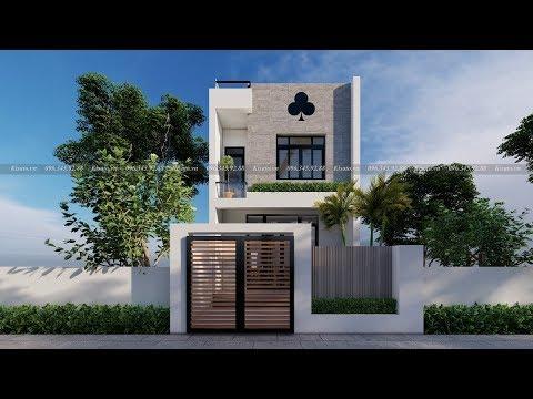 Mẫu Nhà Ống 2 Tầng Đẹp 90m2 Giá 800 Triệu Với 4 Phòng Ngủ Tại Hải Phòng