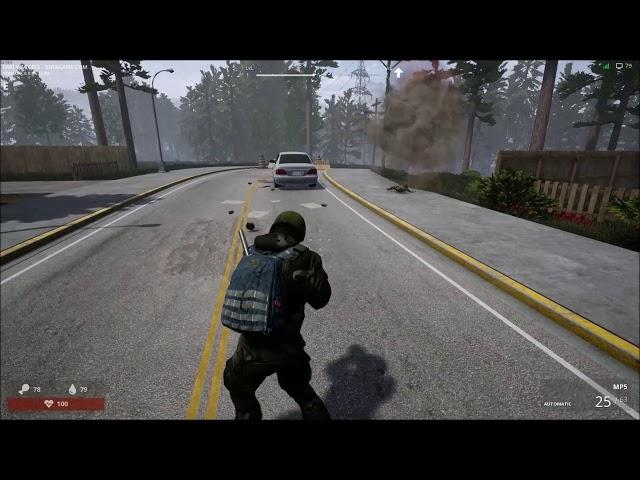 XERA: Survival Early Access PC gameplay - Loot, run, kill, repeat