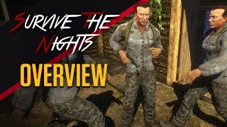 Survive the Nights Overview: Sandbox Survival | Survive the Nights Gameplay