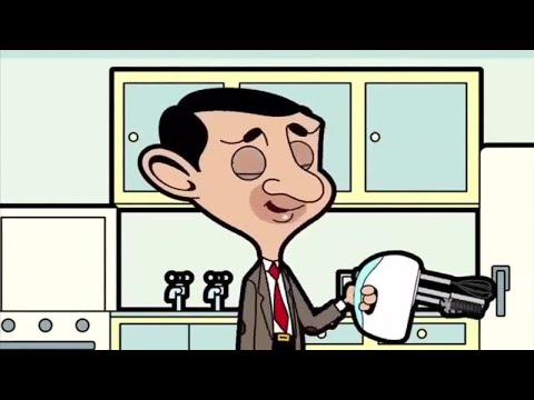 Mr Bean Animated Series 2017 ► The Full Compilation ★ Best Funny Cartoon For Kid P6