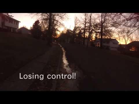 GoPro drone flight - Oakland NJ - 2014