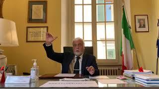 Dichiarazioni del Sindaco Lorenzini, aggiornamento del 1° aprile 2020