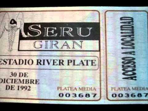 25. Get Back José Mercado - Serú Girán [Vivo River Plate - 30.12.1992]