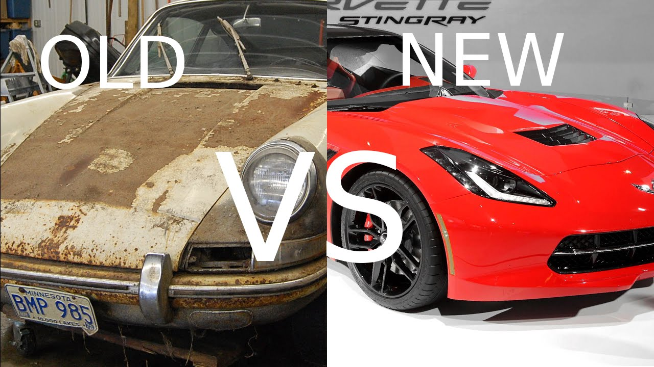 old car vs new car essay Advantages & disadvantages of buying a new or new cars lose value as this means you can get much more for your money if you buy a car that's a few years old.